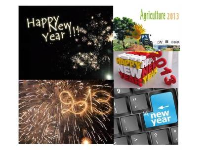 Happy New Year Greetings Sourced from Google Search