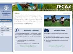 TECA Ag database