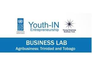 The Youth In Network, Agribusiness Lab