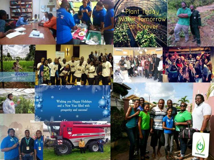 Events and People of 2013 on  the Tech4agri blog